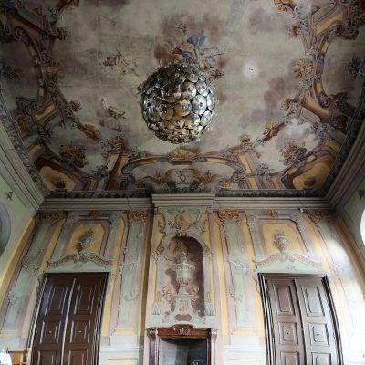 Veľka fresková sála kaštieľa