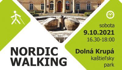 9.10.2021 Nordic Walking pre všetkých
