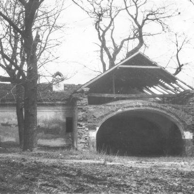 Krídlo vrátnice po roku 1948