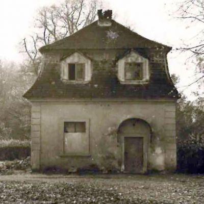 Fotografia stavby z roku 1964